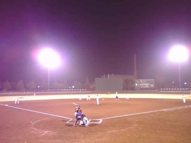 藤岡総合運動公園市民球場
