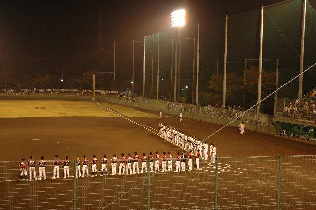 トップリーグでなくとも、日本一決定シリーズに出場できた誇りを胸に、試合を楽しんでくれたのなら最高。