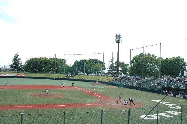 太田市運動公園野球場