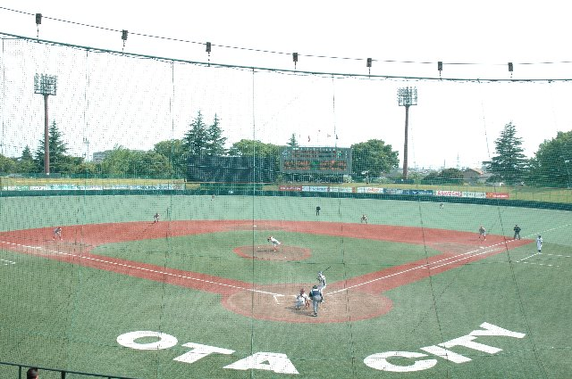 「OTA STADIUM」ではなく「OTA CITY」としたのは、東京都大田区にある太田スタジアムへの配慮でしょうか?