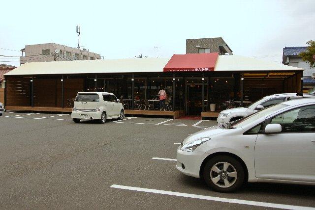 このエリアのスウィーツショップでは、値段、質ともに上位に君臨するお店。