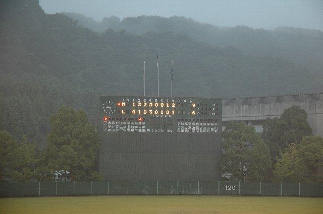 三塁側から「早くコールドにしろ」と野次られた審判、意地になって8回まで試合を続行
