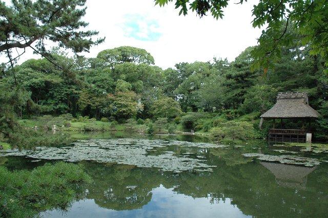 特にこれといった印象を与えてもらえなかった日本庭園(笑)。紅葉の時期、降雪した時など、四季折々の風景をタイミングを計って訪ねた方が良さそうです。