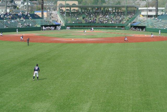 この仕様であれば、この球場で野球してみたいって思うよねぇ。