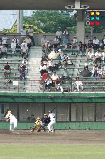 伊勢崎市野球場