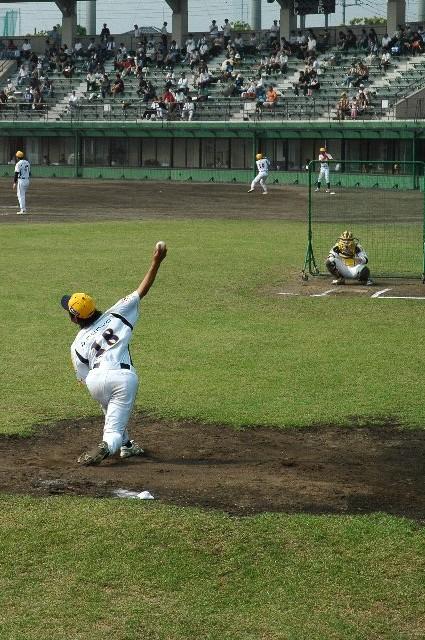 背番号18 岩井昭仁投手