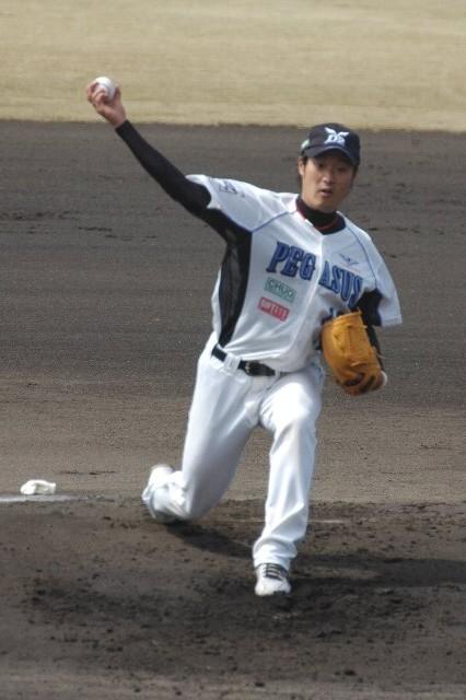 球速や球威は高梨に劣っていたが、打者に向かう気持ちは町田の方がはるかに上だった。