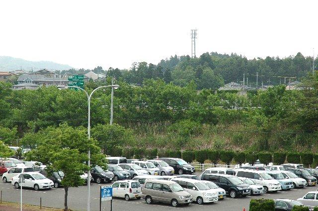 5月の連休に福井から帰宅する際、北陸道を通りながら球場位置の目星をつけておきました。