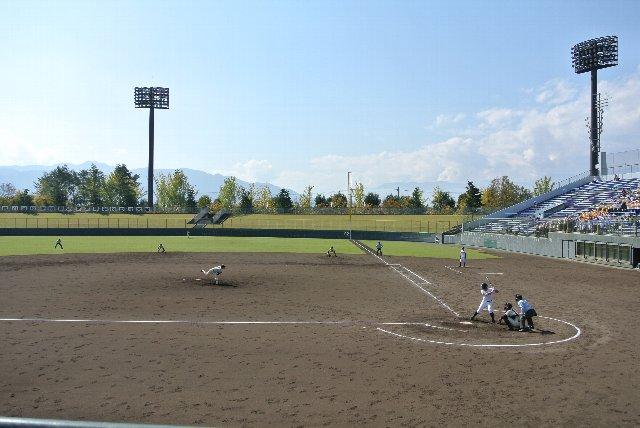 山梨県小瀬スポーツ公園野球場