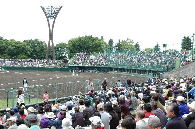 熊谷さくら運動公園野球場