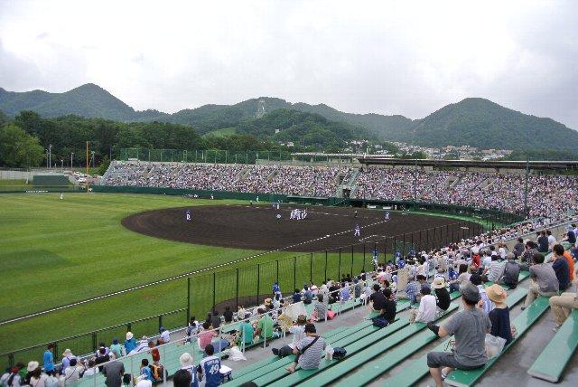 札幌市円山球場