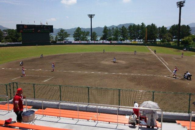 美浜町民広場野球場