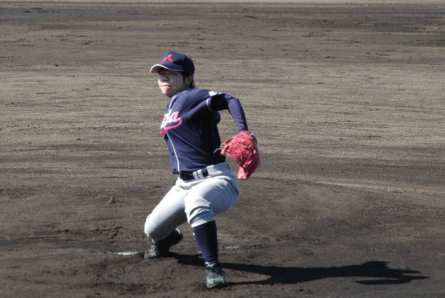 今日のマドンナ/桜花学園大学先発の齋藤さん