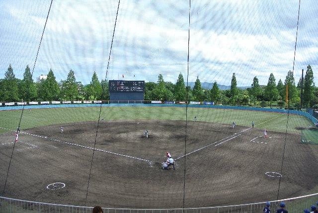 この球場で実戦経験を積めれば、滋賀県勢のアマチュア野球は確かに底上げされる。