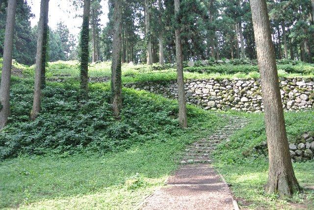かつて、前田利家も同じ風景を城から眺めていたことでしょう。