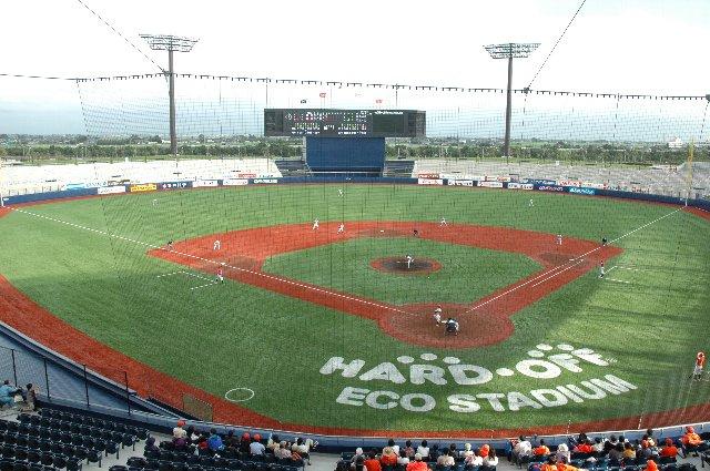 新潟県立野球場