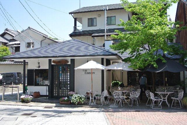 千光寺ロープウェイ乗り場の近くにあります。