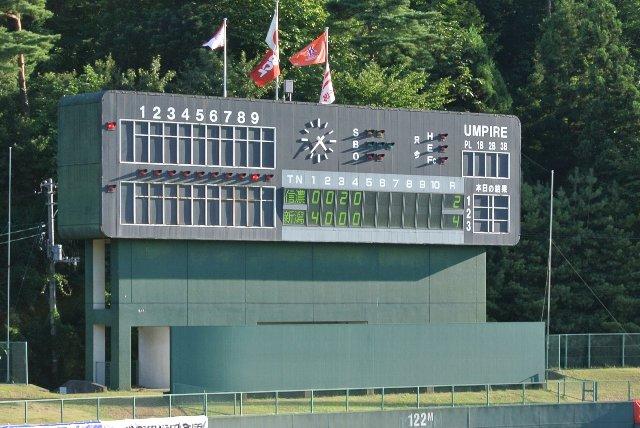 新潟さんよ、地方球場でも選手名を表示できるよう工夫することを検討しなさい!