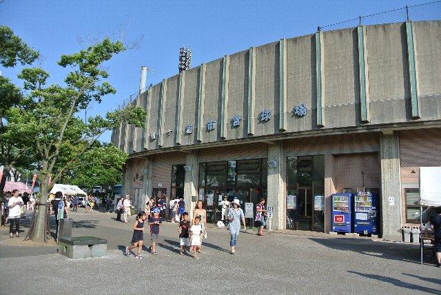 袖ヶ浦市営球場