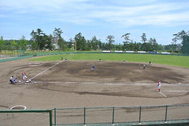 珠洲市営野球場