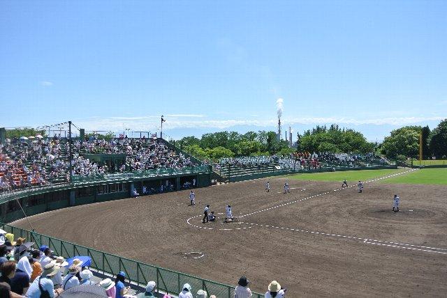 高岡市営城光寺野球場