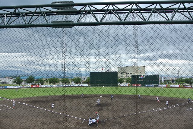能美市寺井野球場:やっぱり生が好き|球場案内