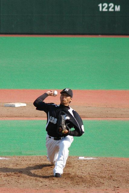 信濃グランセローズからNPB入りした選手達には、一年でも多く、野球に打ち込んで欲しい。