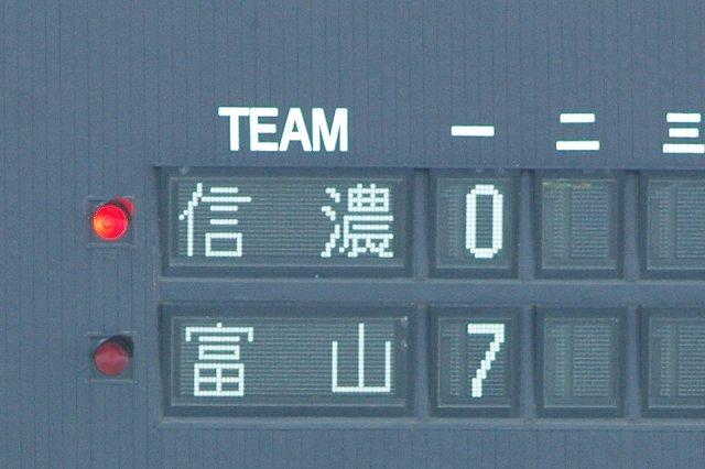1死満塁から、短打で1点ずつ。こつこつ、こつこつ...と本当に嫌な点の取られ方だった。
