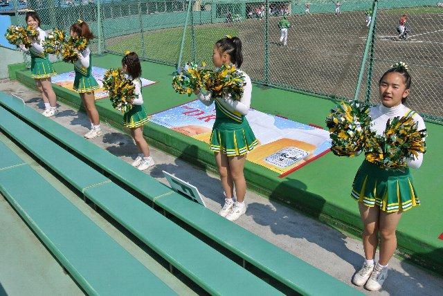 県営富山野球場
