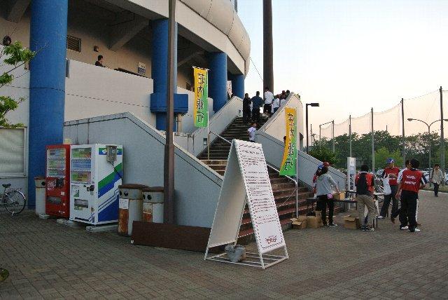 二年ぶりの鶴岡開催、なかなか盛り上がっています。