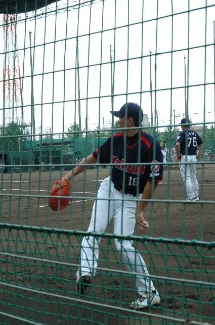 2008年の大学生・社会人ドラフト一位の選手。開幕前は、開幕投手候補にもなってましたが...。