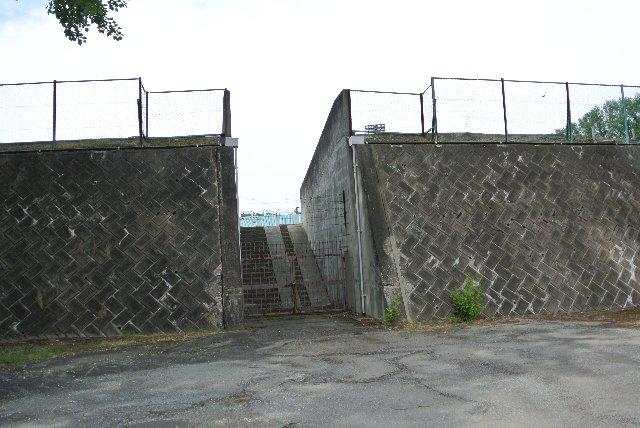 このゲートが開くのは、1年で何回あるのだろう?