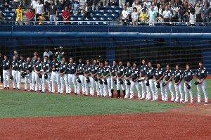 ファームの日本選手権とはいえ、こういう緊張感の試合に出れた選手は何かを掴んでくれることでしょう。