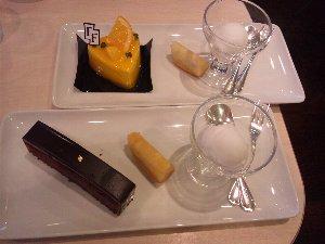 恵理ネエが堪能したマンゴーのケーキも綺麗で美味しかったですよ。