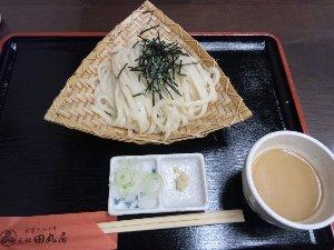 ただただ腰が強い麺だと思っていたのですが、喉ごしの良い、非常に美味しいうどんでした。プロの健chanが絶賛したのだから、間違いなしです。