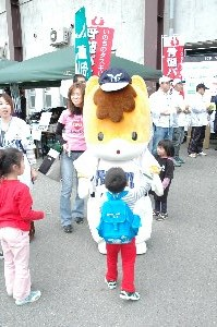 2010年4月3日、高崎城南球場にて