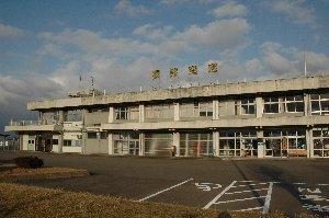 福井市内に空港があることを知る人は、地元の方以外ではほとんど居ないはず。