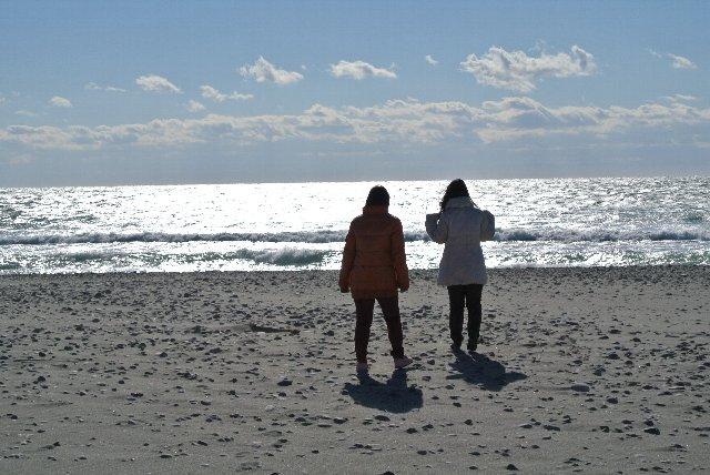 鳥取砂丘、吹上浜と並んで日本三大砂丘の一つに挙げられる。