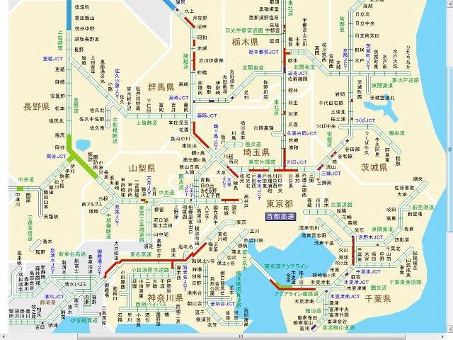 第二東名が出来て静岡県内の渋滞が解消した分、接続点である御殿場・豊川付近の渋滞は激しかったですね。