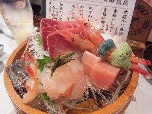 この季節、日本海側の海の幸は最高ですね。