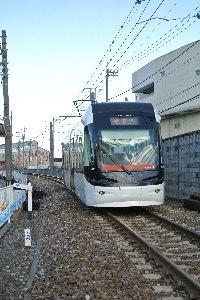 富山港線として走っていた時以来、約30年ぶりにこの線を利用しました。