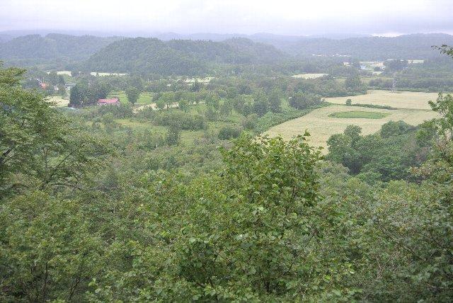 幌加内町は蕎麦の生産が全国一位、実に70%近くの蕎麦がこの町で生産される。