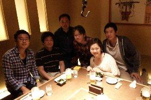 最近、外で日本酒飲むとぶっ壊れるリスクが高まってるな(笑)。