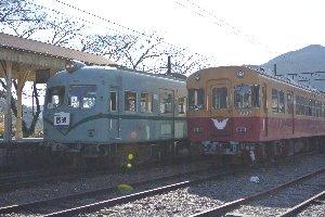 うち的には、大井川鐵道といえば、この旧南海の名車です。