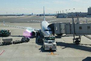 ただ、変に大きな飛行機よりも安心感がある。