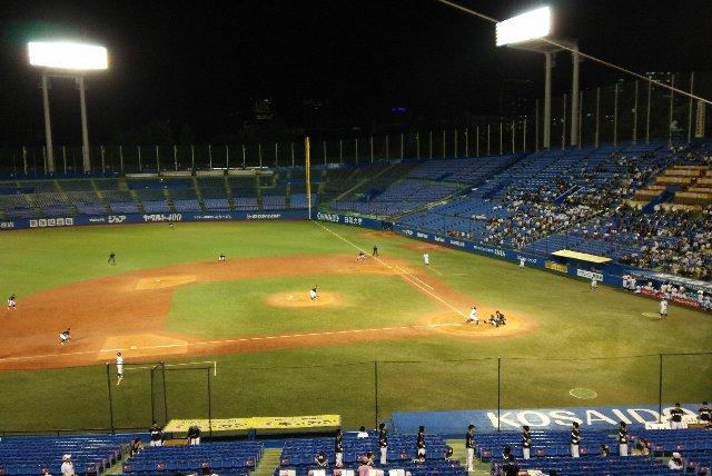 社会人野球の雰囲気、ハマりそうです。