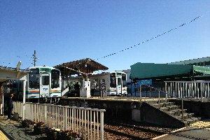 井伊谷への玄関口となっている駅です。
