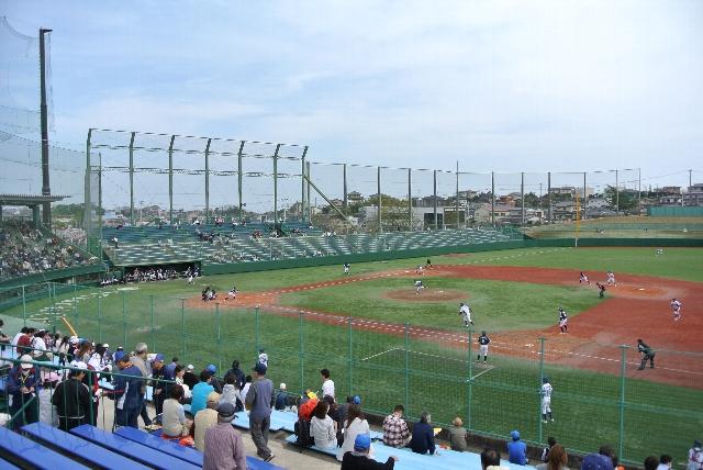 日立市民運動公園野球場