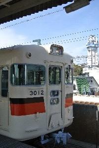 京都在住時は、同じ関西とは言え、縁の無かった民鉄ですね。