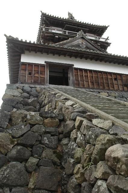 現存天守閣では最古の建築様式